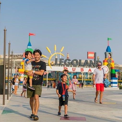 دخول مجاني للأطفال إلى دبي باركس آند ريزورتس مع جيه إيه 2019