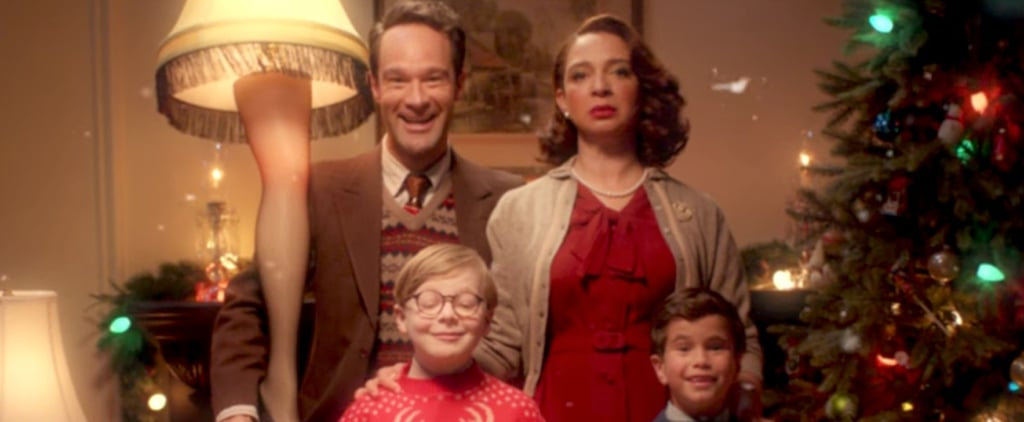 Get Into the Holiday Spirit With the First Festive Look at A Christmas Story Live!