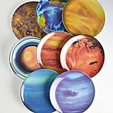 Planets Plate Set