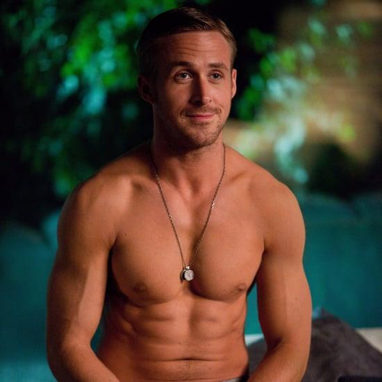 Shirtless Ryan Gosling Pictures