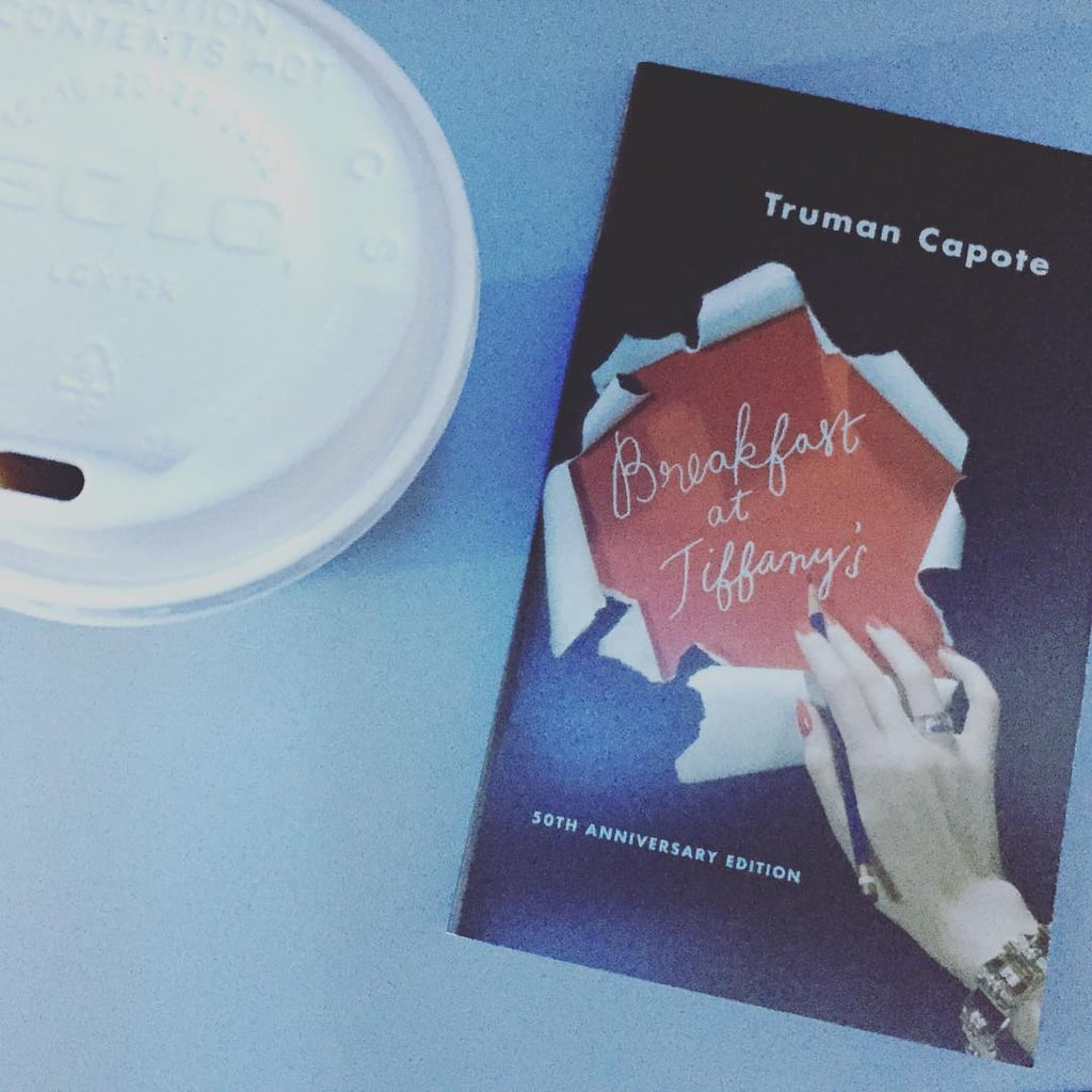 I was late to the game reading Breakfast at Tiffany's, but I'm glad I finally read it. A short read that's not nearly as happy as the movie.