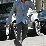 Photos of Ryan Phillippe Leaving the Hair Salon in Los Angeles 2010-03-12 11:16:23