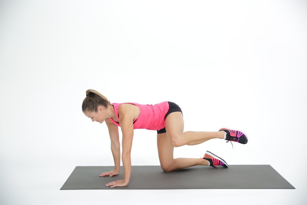 5-Minute Booty Workout