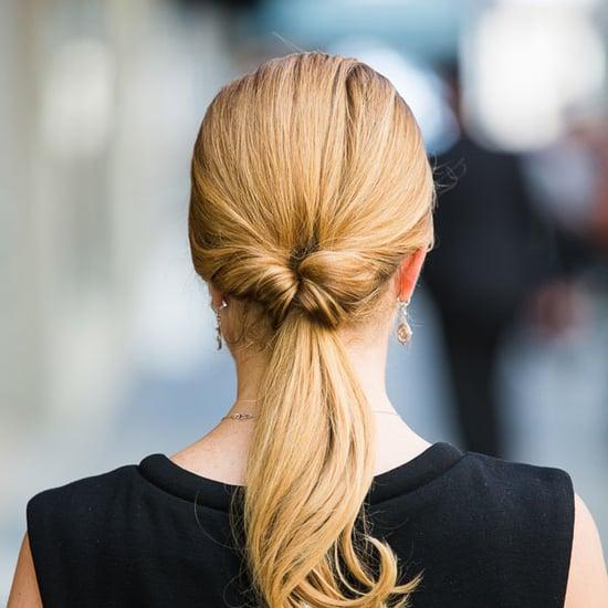 how to do an inside out ponytail popsugar beauty rh popsugar com My Little Pony Cockatrice Twist Braids Hairstyles