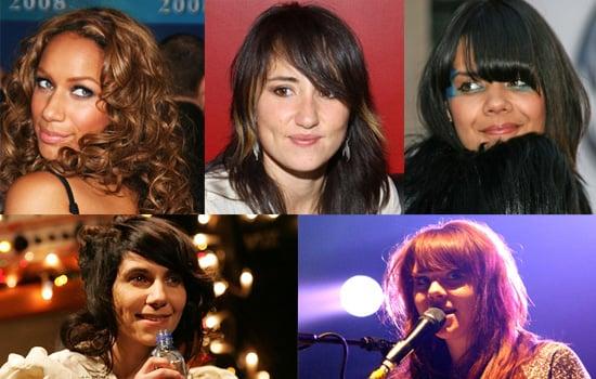 2008 Brit Awards – Best British Female Solo Artist Nominees