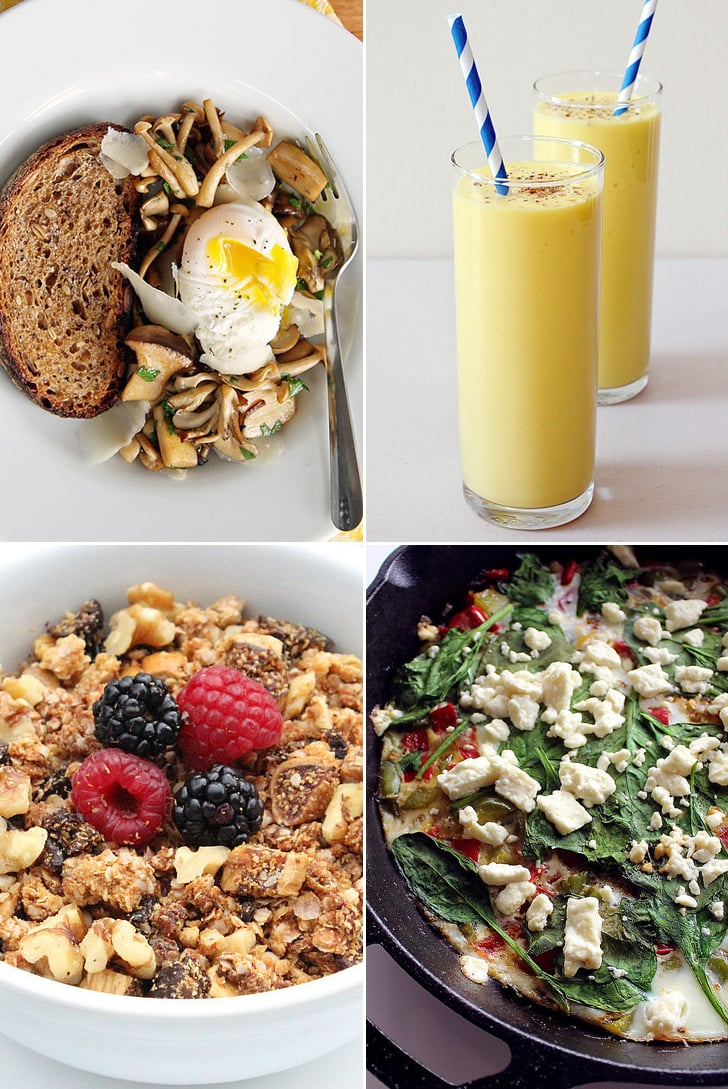 15 Fresh Breakfasts to Start the Day Sunny-Side Up