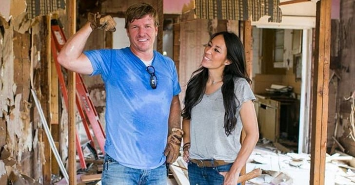 joanna gaines giving away home makeovers popsugar home. Black Bedroom Furniture Sets. Home Design Ideas