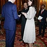 Glittery heels — Oscar de la Renta Cabrina