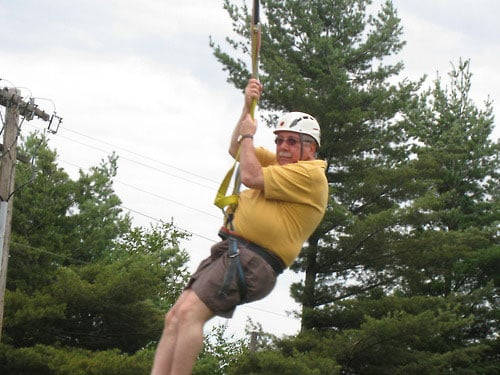 Hilarious Picture Blog of Dads on Vacation