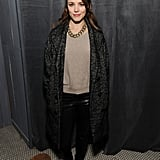 Rachel McAdams attended a dinner at Sundance for The Most Wanted Man on Sunday.