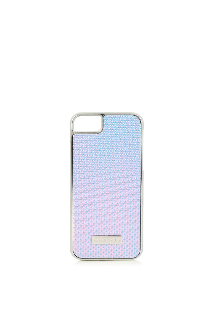 Holographic Lilac iPhone Case