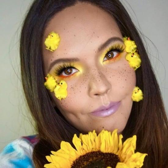 Easter Brows Makeup Inspiration
