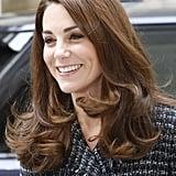 Kate Middleton Visits Mental Health Conference February 2019