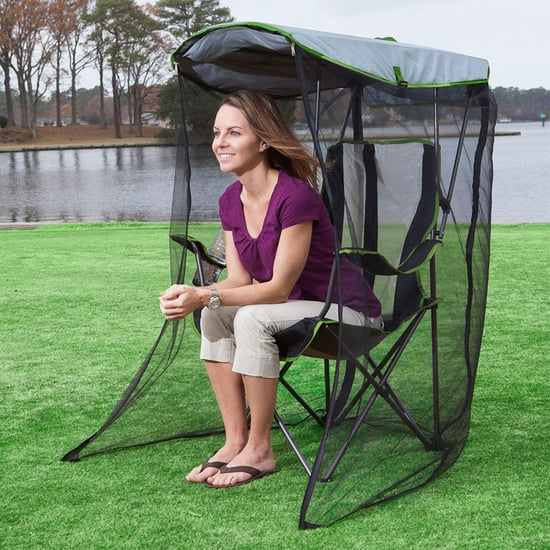 Kelsyus Canopy Chair with Bug Guard