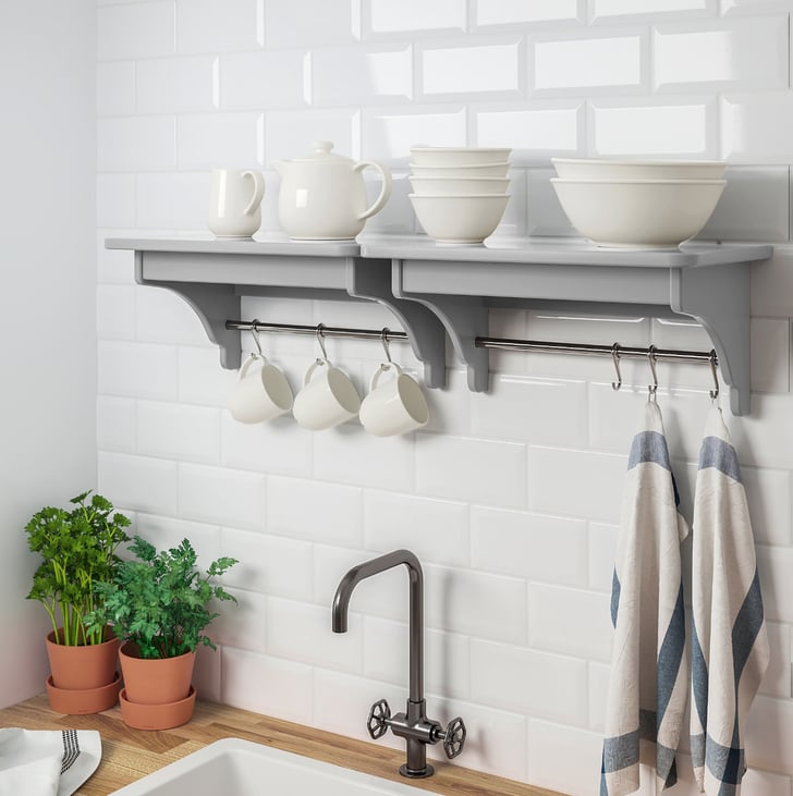 Best Kitchen Wall Storage Organizers 2019 Popsugar Food