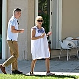 Reese Witherspoon and Jim Toth were out in LA.