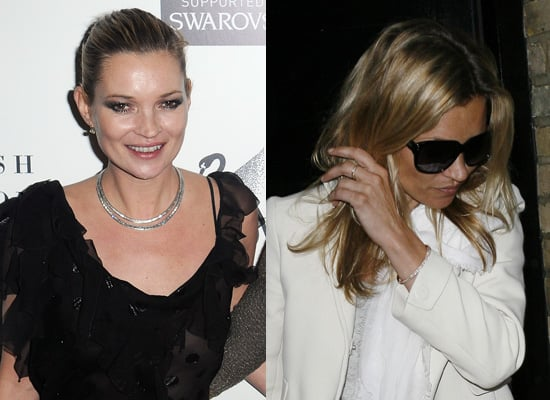 Do You Think Kate Moss Looks Better With or Without a Tan?