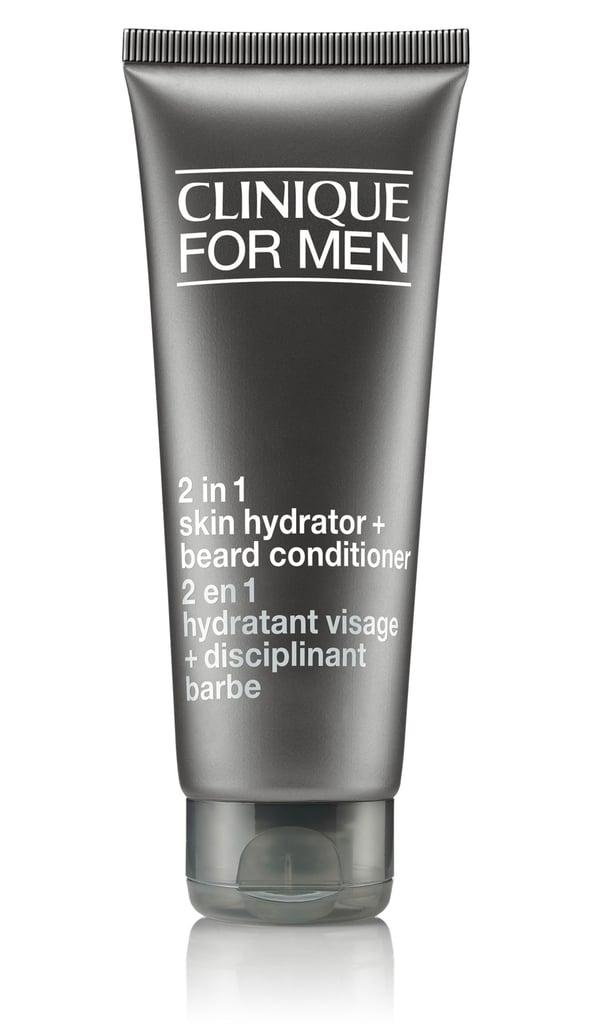 Clinique For Men 2-in-1 Skin Hydrator + Beard Conditioner