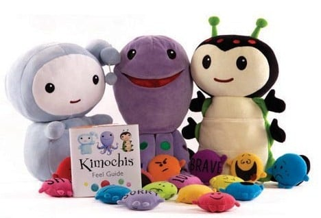Kimochi Dolls Teach Emotions