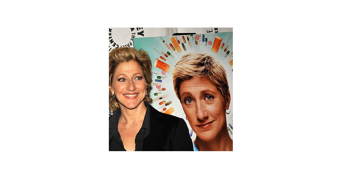partner her lesbian Edie falco and