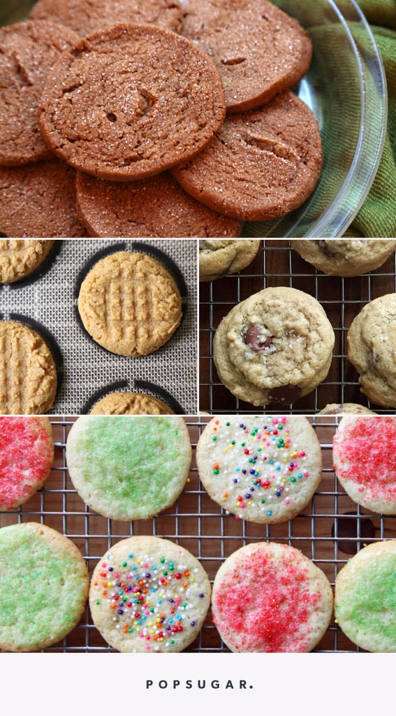 Easy Bake Sale Cookie Recipes