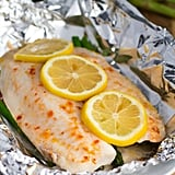 Baked Foil Fish Packets