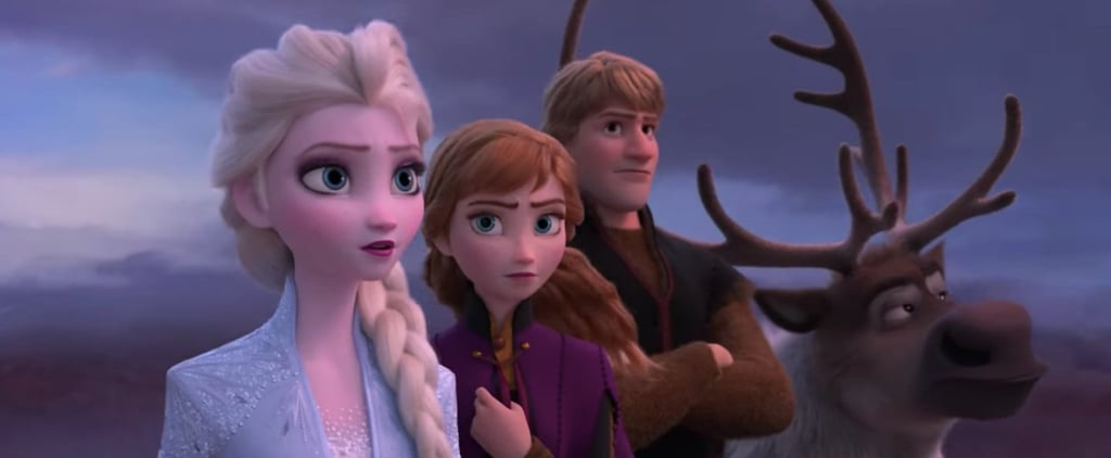 Frozen 2 Trailer Toddler Reactions