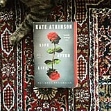 """(4/5) My absolute favorite books are those with just a whisper of something not real. Life After Life follows Ursula and her many lives, because with each tragic death she starts over from the very beginning. Known only to the reader, we start to see the effects she has on our real history. Kate Atkinson does an incredible job of leading us down a road that makes you seriously consider the consequences of every action. It's a heavy book, both physically and intellectually, but an amazing ride all the same."""