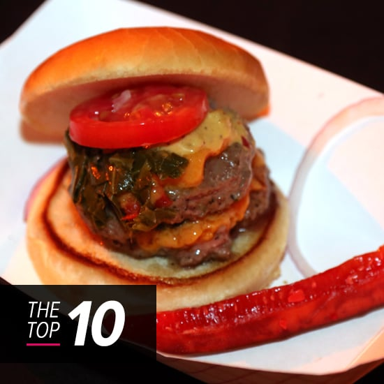 Best Burgers From 2014 SOBEWFF's Burger Bash | Pictures