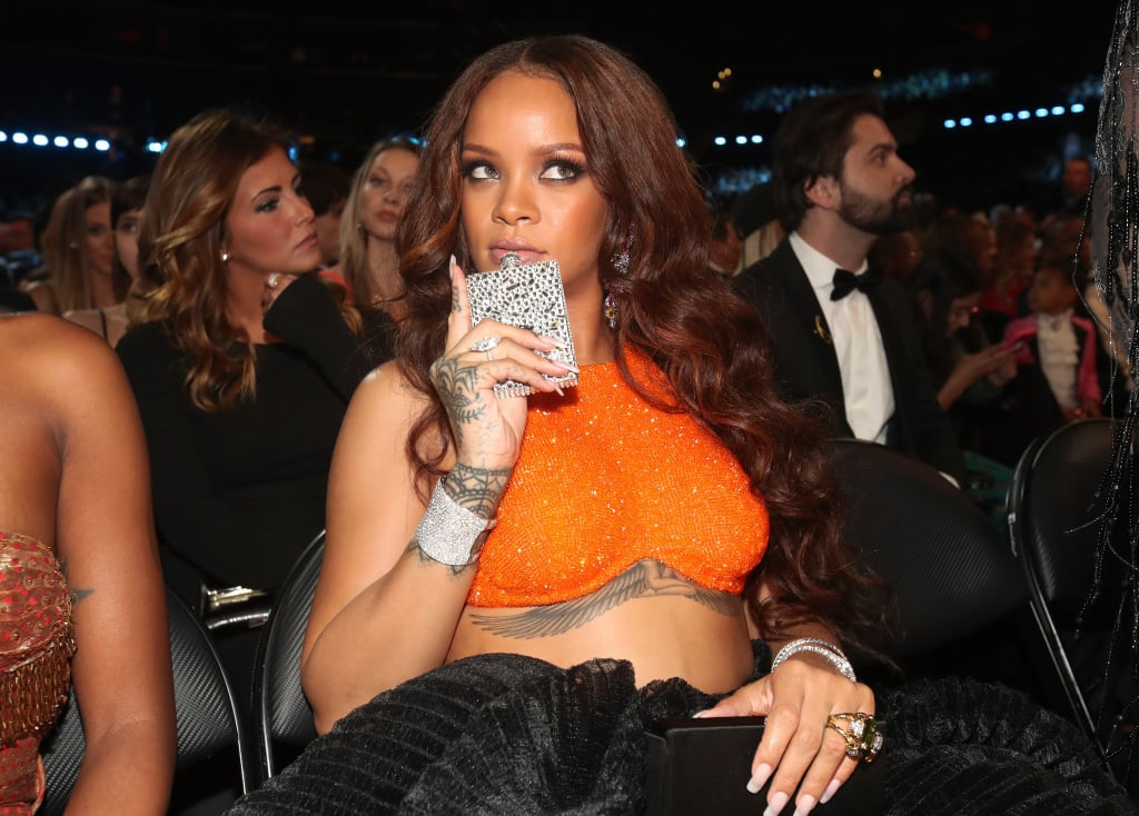 February: She Had Her Priorities Straight at the Grammys