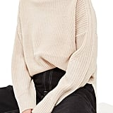 Topshop Roll Neck Sweater