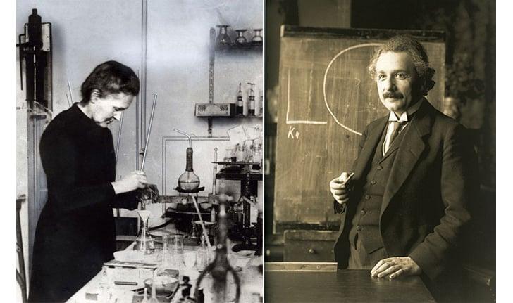 Marie Curie's Letter from Albert Einstein ile ilgili görsel sonucu