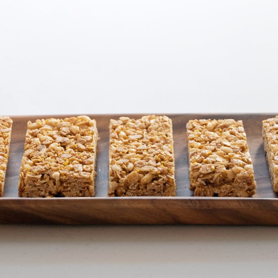 Homemade No-Bake Energy Bars