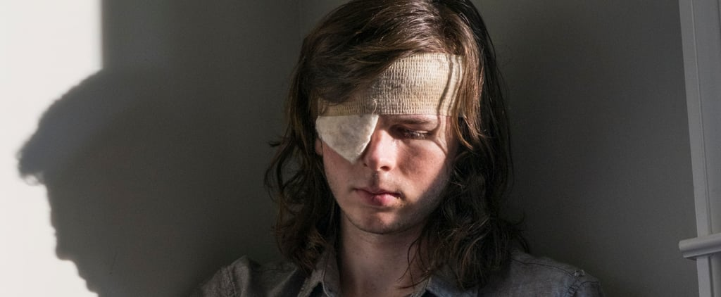 The Interesting Reason We Didn't Actually See Carl Die on The Walking Dead