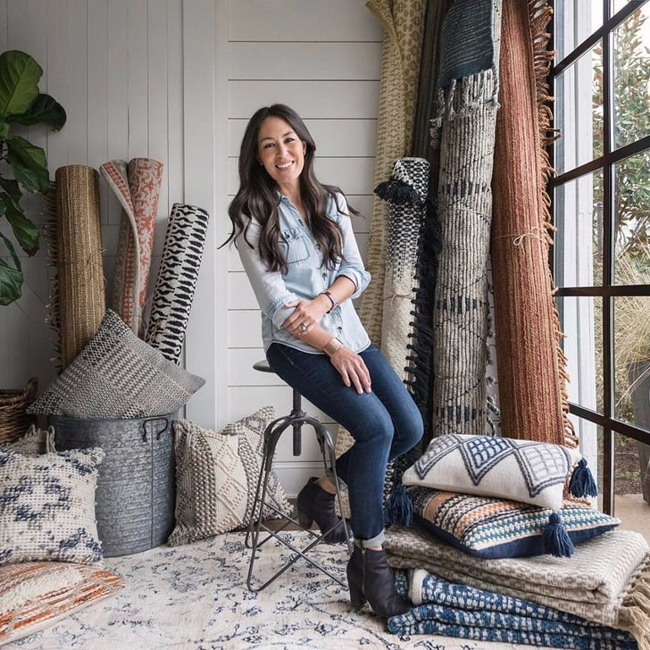 Bed bath and beyond sells the magnolia home collection popsugar home - Magnolia bedding joanna gaines ...