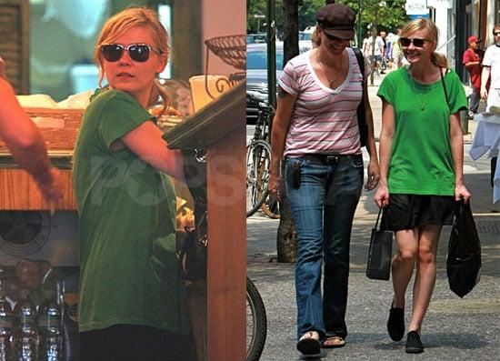 Photos of Kirsten Dunst in New York City 2008-06-10 02:03:00