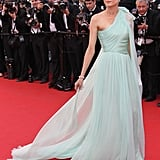 Diane Kruger Cannes Film Festival Lookbook