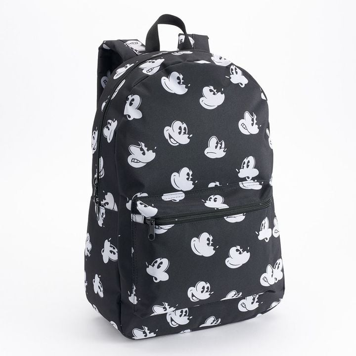 Disney's Mickey Mouse Toss Print Backpack