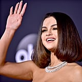 Selena Gomez's Bob Haircut at the American Music Awards