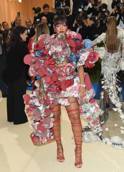 Celebrities Who Wore Comme des Garcons at the Met Gala