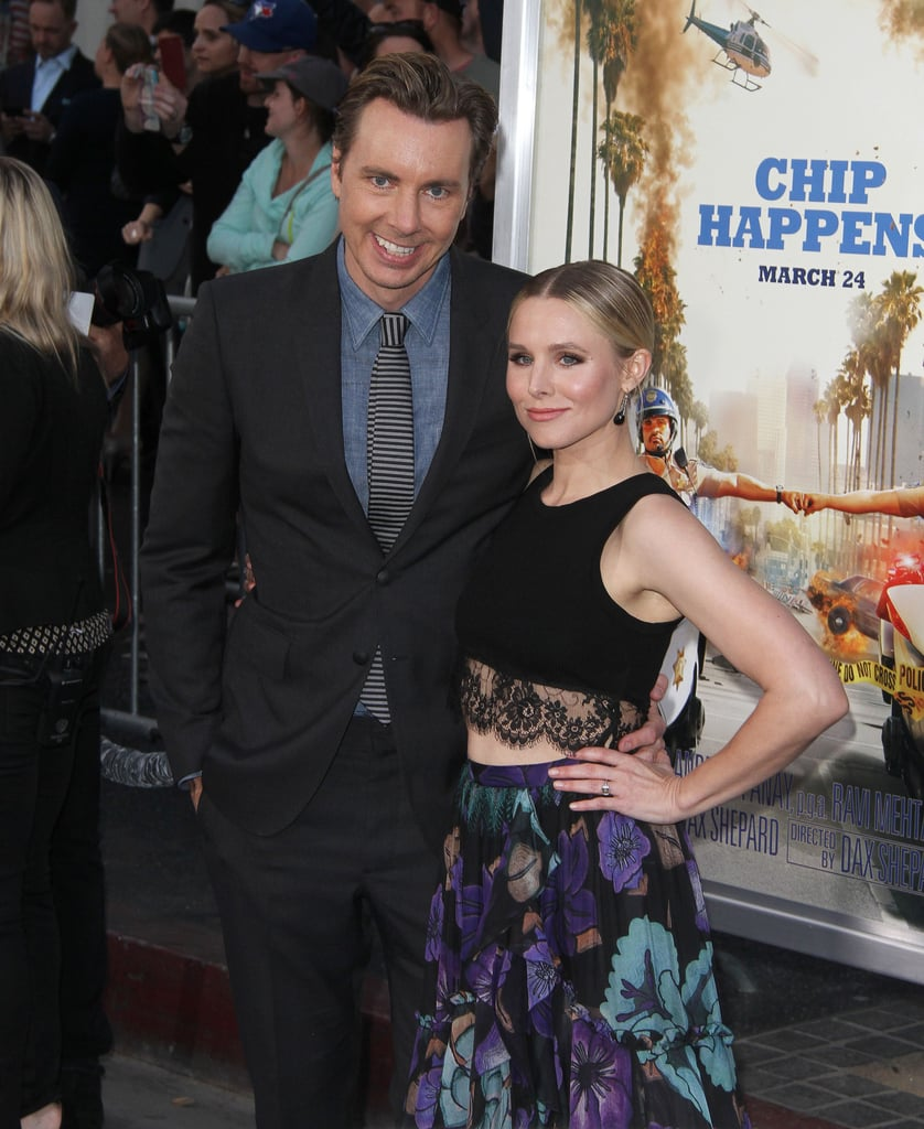 It Should Be a Crime For Kristen Bell and Dax Shepard to Look This Good Together