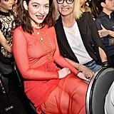 Lorde and Sonja Yelich