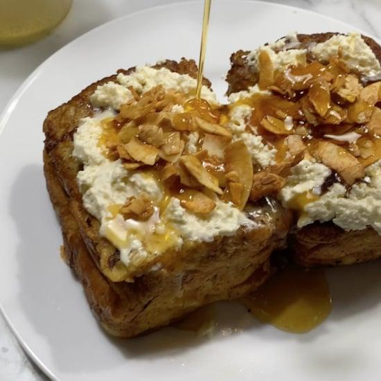 Dwayne Johnson's Brioche French Toast Recipe Looks Amazing