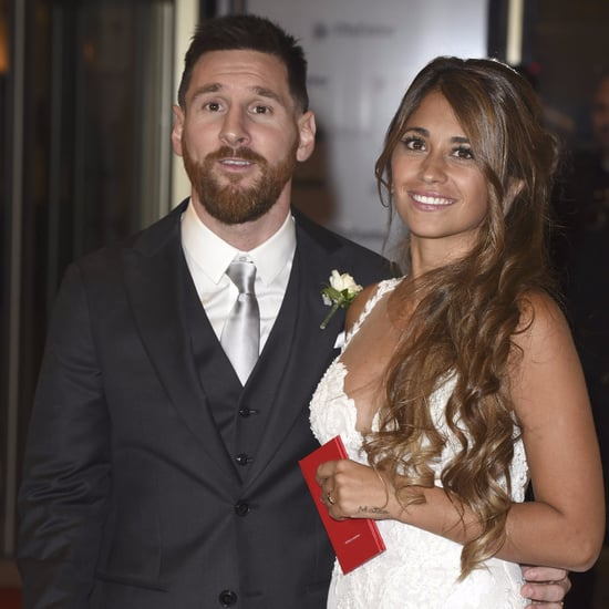 Lionel Messi and Antonella Roccuzzo Wedding