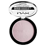 NYX Professional Makeup Duo Chromatic Powder in Lavender Steel