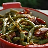 Creamy Chorizo and Green Beans