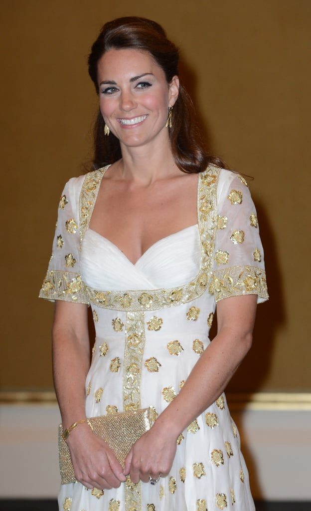 Kate Middleton's Disney Princess Dresses