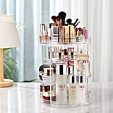 Adjustable Cosmetic Storage Display Case