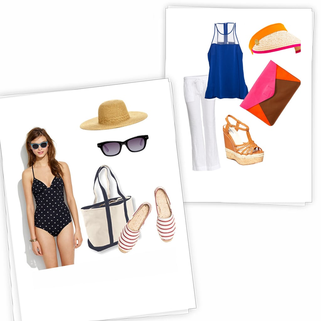 Name Your Destination, We'll Tell You What to Wear!