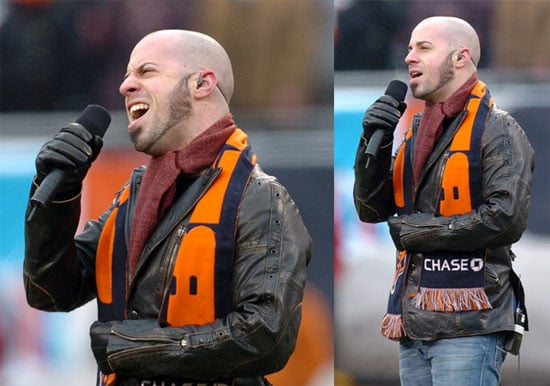It's So Not Over for Chris Daughtry
